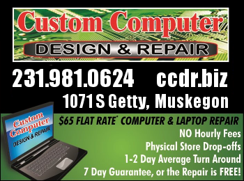 Custom Computer Design & Repair